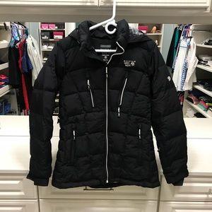 Mountain Hardwear Black Winter Jacket